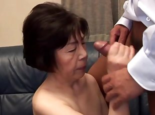 Asia , Chinese , Grannies , Old Young