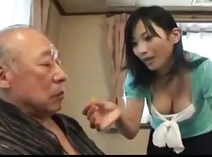 Asia , Japanese , Mature , Old Young