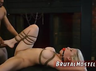 Blonde , Teen , Tiny , BDSM