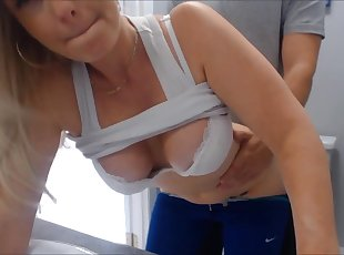 Amateur , Blonde , Mature , Mom , Old Young