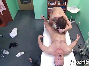 Big Tits , Hospital
