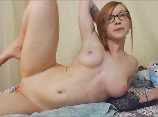 Big Tits , Redhead , Adult Toys