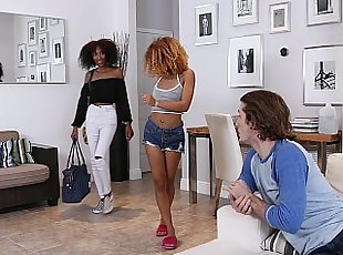 Ebony , Group Sex , Pantyhose , Teen , Young