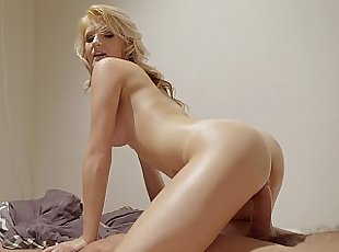 Blonde , Doggy , Skinny , Young