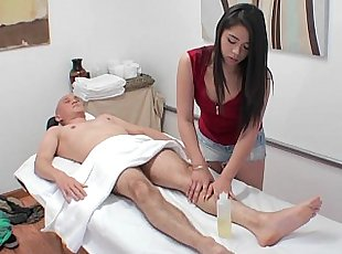 Asia , Massage , Young