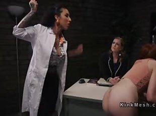 BDSM , Lesbians , Double Penetration