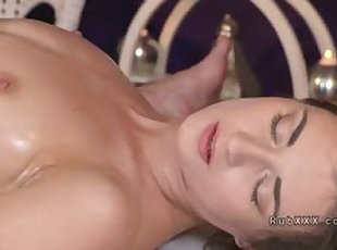 Massage , Redhead