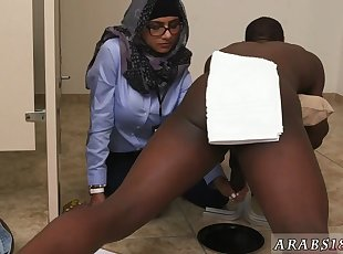 Ebony , Handjobs , Teen