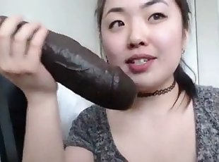 Asia , Big Cock , Ebony