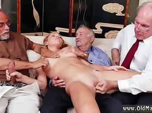 Cumshot , Old Young , Teen , Young