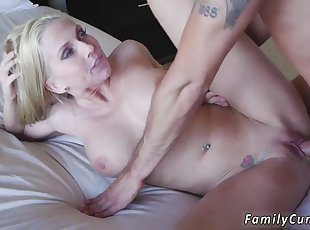 Creampie , Mature , Mom , Old Young , Teen