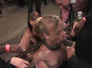 BDSM , Interracial