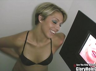 Blonde , Glory Hole , Small Tits