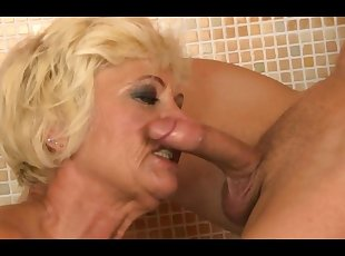 Big Tits , Grannies , Hairy , Old Young , Young