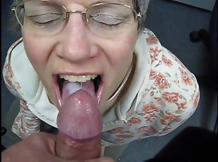 Cumshot , Grannies , Mature