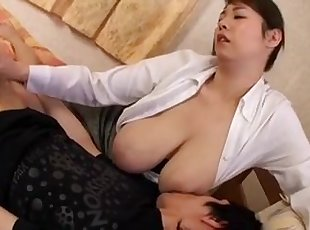 Asia , Big Tits , Hairy , Japanese , Mature