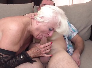 Amateur , Grannies , Mature , Mom , Old Young , Young