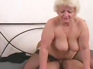 BBW , Grannies , Mature , Old Young , Young