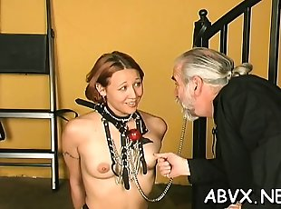 BDSM , Mature , Mom , Old Young , Small Tits
