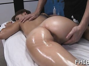 Massage , Teen
