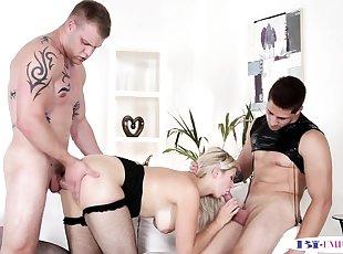 Anal , Big Tits , Bisexual , Blonde , Facial