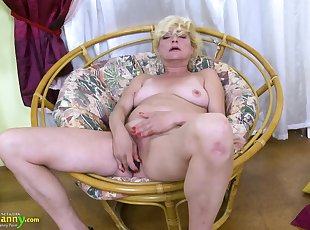 Mature , Old Young , Adult Toys , BabySitters , Blonde