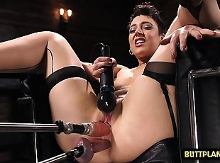 BDSM , Cumshot , Mature , Double Penetration , Adult Toys