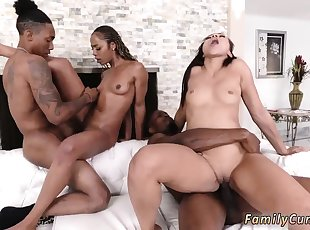 hanrej , Ebony , Gruppe Sex , Gammel ung , Teenager