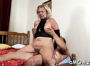 BBW , Blonde , Mature , Old Young