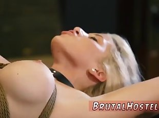 BDSM , Blonde , Orgasm