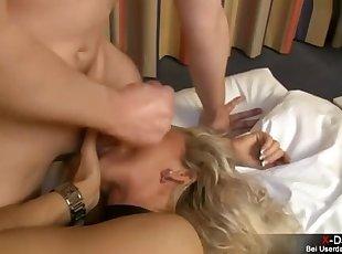 Blonde , Brutal Sex , Fisting , Amateur
