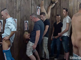 Glory Hole , Group Sex , Euro