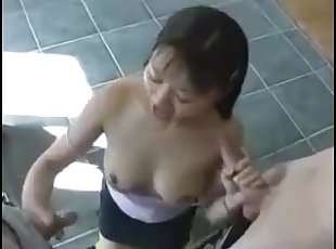 Asia , Bukkake , Chinese , Gang bang , Interracial