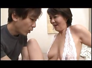 Mature , Mom , Old Young , Asia , Japanese