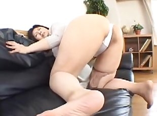 Asia , Hairy , Japanese , Mature , Mom , Old Young