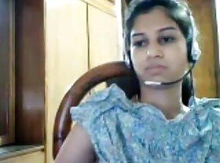 Amateur , Asia , Muhindi , Webcam