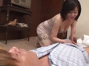 Asia , Japanese , Mature , Mom , Old Young , Wife