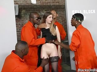 Asia , Big Cock , Euro , Gang bang , Interracial , Double Penetration
